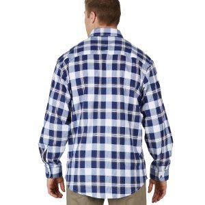 swanndri egmont 100% cotton shirt