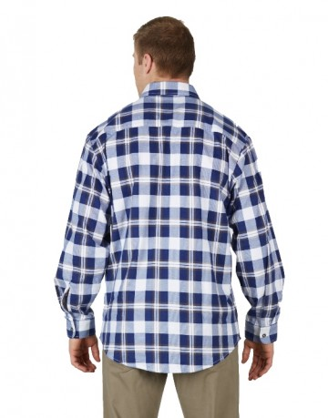 swanndri egmont 100% cotton shirt