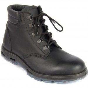 Redback Lace up Safety boot