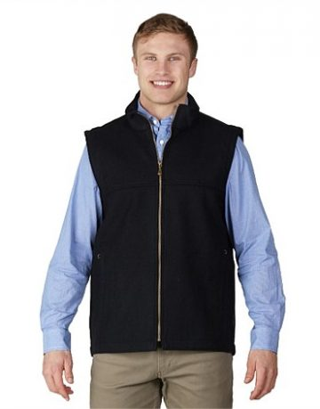 swanndri saddleback vest