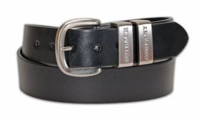 Outback belt-Black
